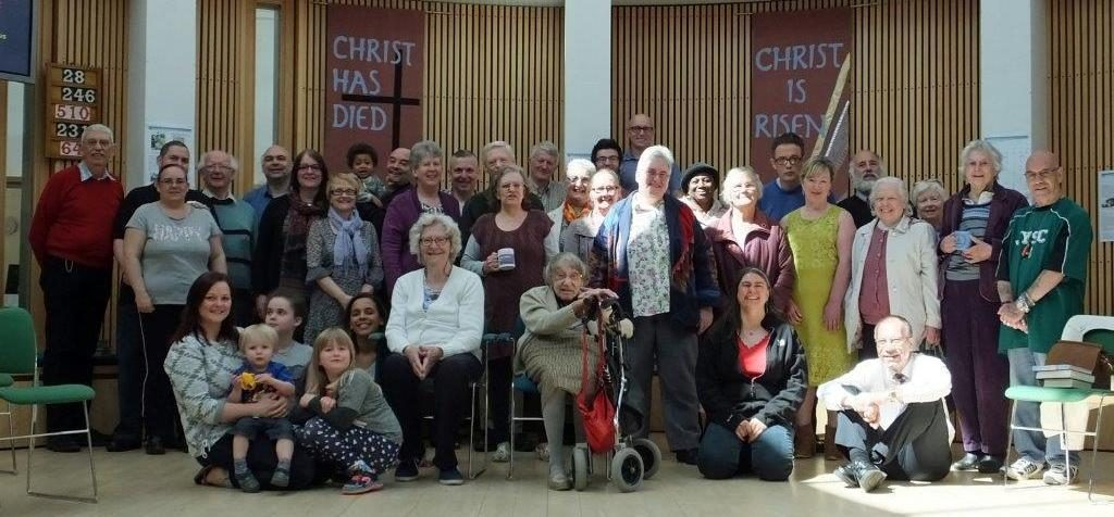st christophers church in leicester congregation spring 2016