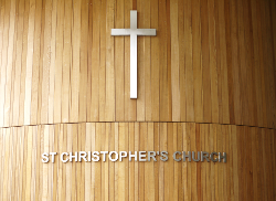 St Christophers Church in Leicester